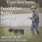 shop Huntsmith Foundation Basics Seminar with Instructor Ronnie Smith -- April 25-26, 2020