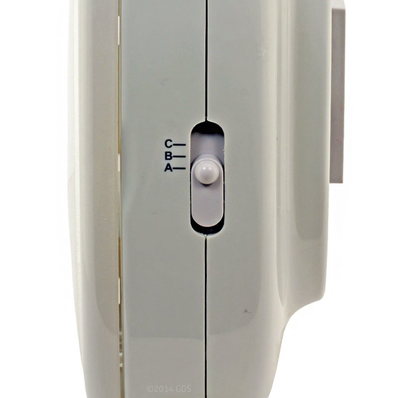 In-Ground Fence Transmitter Switch