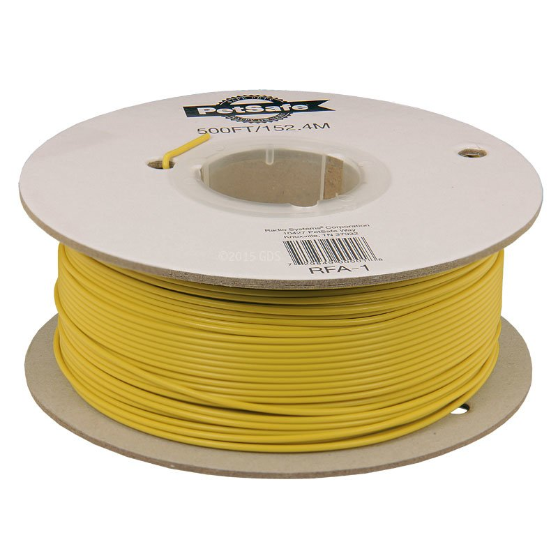 In-Ground Fence Wire