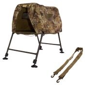shop InvisiLAB Dog Blind and Stand with Shoulder Strap by MOmarsh