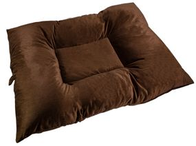 shop JUMBO Bizzy Beds™ Dog Bed -- Brown