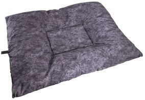 shop JUMBO Bizzy Beds™ Dog Bed -- Charcoal