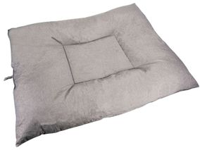 shop JUMBO Bizzy Beds™ Dog Bed -- Light Gray