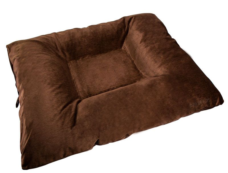 Super Jumbo Bizzy Beds Dog Bed With Zipper Brown 129 95 Ibusinesslaw Wood Chair Design Ideas Ibusinesslaworg