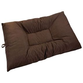 shop JUMBO Bizzy Beds® Dog Bed with Zipper -- Coffee