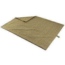 shop JUMBO Bizzy Beds® Pillow Bed Replacement Cover -- Moss