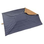 shop JUMBO Bizzy Beds® Replacement Cover -- Chevron / Tan Two-Tone
