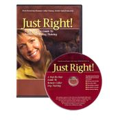 shop Just Right! with Robin MacFarlane DVD