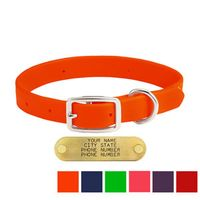 shop 3/4 in. TufFlex Puppy / Small Dog Collars