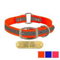 shop 1 in. TufFlex Reflective Center-Ring Collars