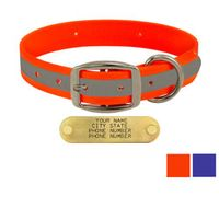 shop 1 in. TufFlex Reflective Standard Collars