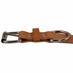 shop K9K 1 1/2 Inch Harness Leather Standard Buckle Edge Detail