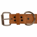 shop k9K 1 1/2 Inch Harness Leather Standard Buckle Inside Detail