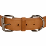 shop K9K 1 1/2 Inch Harness Leather Standard Front of Buckle Detail