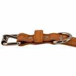 shop K9K 1 1/4 Inch Harness Leather Standard Buckle Edge Detail