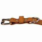 shop K9K 1 Inch Harness Leather Standard Buckle Edge Detail