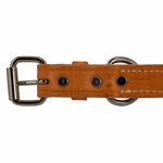 shop K9K 1 Inch Harness Leather Standard Buckle Inside Detail