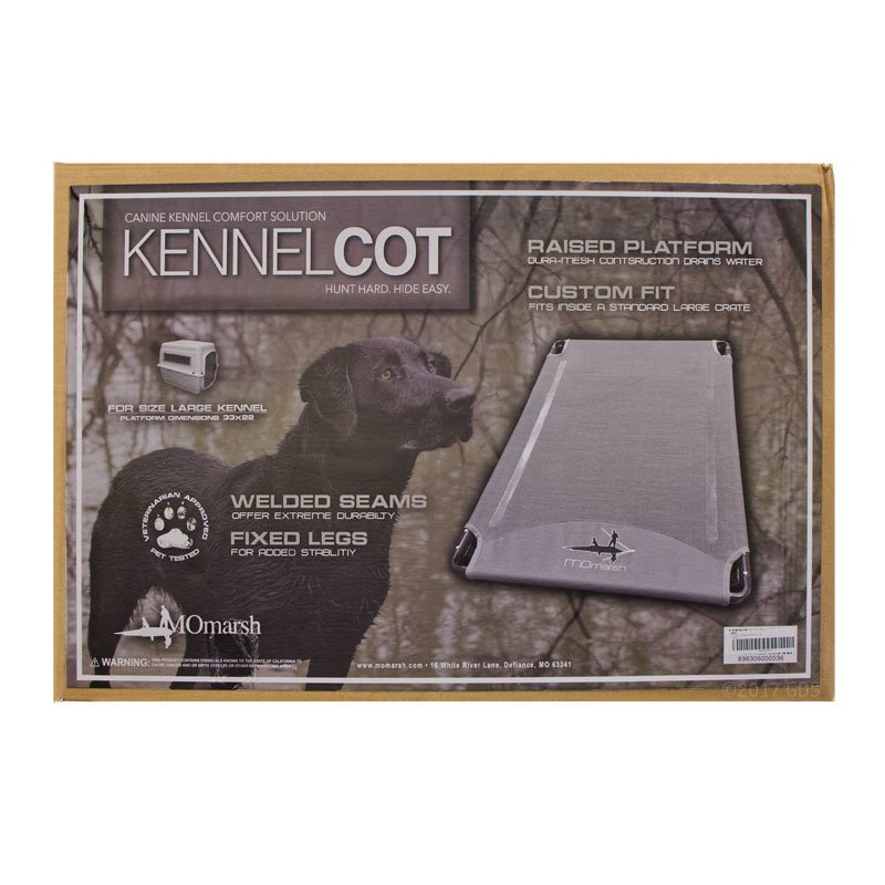 Kennel Cot Box