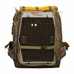 shop Kennel Cover Front Flap Open