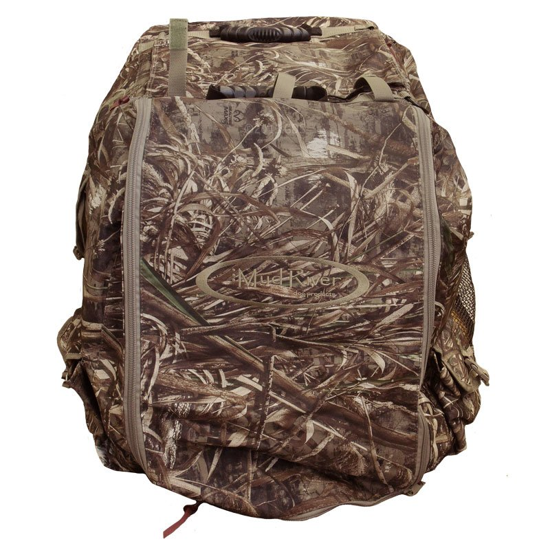 Medium Max 5 Camo Dixie Insulated Kennel Cover By Mud