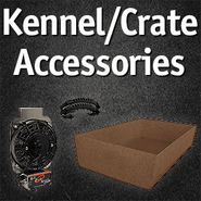 shop Kennel, Dog Box, and Crate Accessories SALE