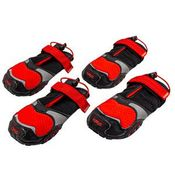 shop Blaze Cross Dog Boots by Kurgo -- Set of 4