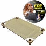 shop Large 40 in. x 30 in. Rectangle Dog Training Platform by 4Legs4Pets