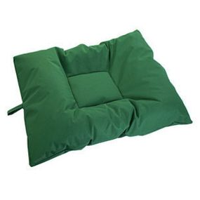 shop LARGE Bizzy Beds® Dog Bed with Zipper -- Hunter Green