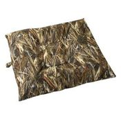 shop LARGE Bizzy Beds® Dog Bed with Zipper -- True Timber DRT Camo