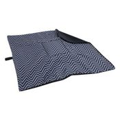 shop LARGE Bizzy Beds® Replacement Cover -- Chevron / Black Two-Tone