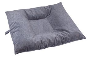 shop LARGE Bizzy Beds™ Dog Bed with Zipper -- Glacier