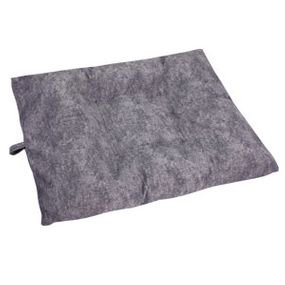 shop LARGE Bizzy Beds® Dog Bed with Zipper -- Granite