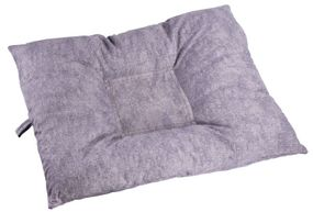 shop LARGE Bizzy Beds™ Dog Bed with Zipper -- Smoke