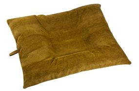 shop LARGE Bizzy Beds™ Dog Bed with Zipper -- Timber