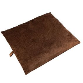 shop LARGE Bizzy Beds® Pillow Bed -- Brown