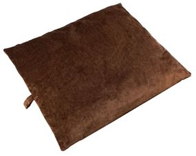 shop LARGE Bizzy Beds™ Pillow Bed -- Brown
