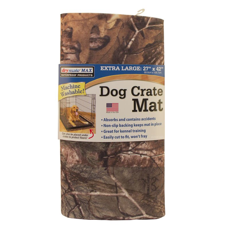 LARGE Drymate Crate and Kennel Pad Package Detail