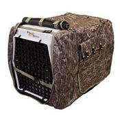 shop Large Extended Bottomland Camo Uninsulated Kennel Cover by Mud River