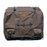 shop Large Extended Brown Dixie Insulated Kennel Cover by Mud River