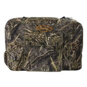 shop Large/Extended Habitat Camo Insulated Kennel Cover by Mud River
