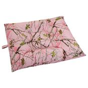shop LARGE Limited Edition Bizzy Beds® Dog Bed -- Pink Conceal Camo