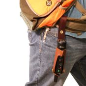 shop Leather Holster on vest