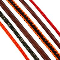 buy  Leather, Rope, Biothane, and Braided British Style Slip Leads