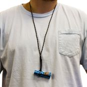 shop Lifetime Coon Squaller around neck