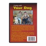 shop Living with Your Dog DVD back