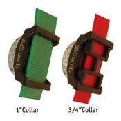 "shop Locator Beacon Detail on 1"" and 3/4"" Collars"