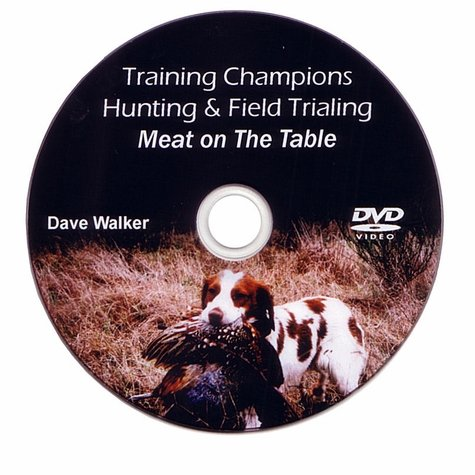 Meat on the Table with Dave Walker DVD