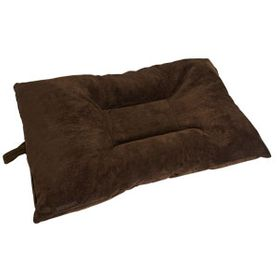 shop MEDIUM Bizzy Beds® Dog Bed -- Chocolate