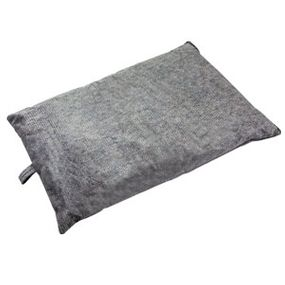 shop MEDIUM Bizzy Beds® Pillow Bed -- Glacier