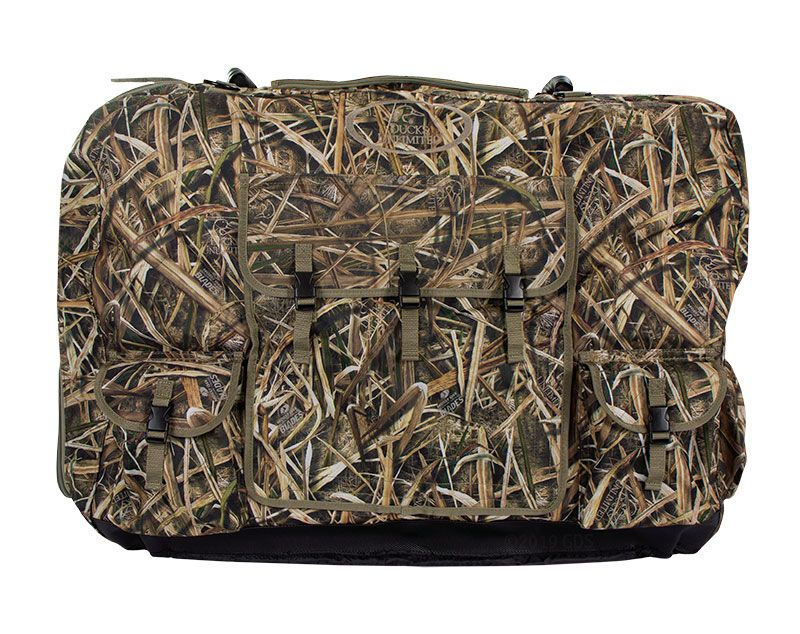 Medium Blades Camo Dixie Insulated Kennel Cover By Mud